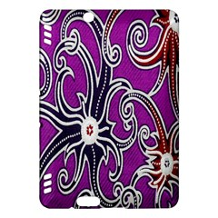 Batik Jogja Kindle Fire Hdx Hardshell Case by AnjaniArt