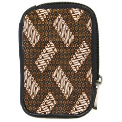 Batik Cap Truntum Kombinasi Compact Camera Cases by AnjaniArt