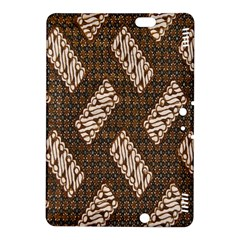 Batik Cap Truntum Kombinasi Kindle Fire Hdx 8 9  Hardshell Case by AnjaniArt