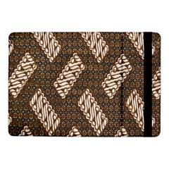 Batik Cap Truntum Kombinasi Samsung Galaxy Tab Pro 10 1  Flip Case by AnjaniArt