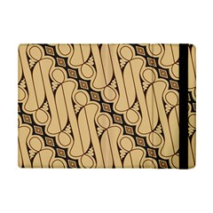 Batik Parang Rusak Seamless Ipad Mini 2 Flip Cases by AnjaniArt