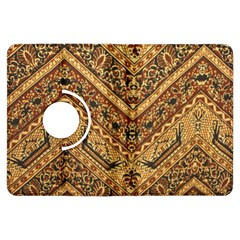 Batik Pekalongan Kindle Fire Hdx Flip 360 Case by AnjaniArt