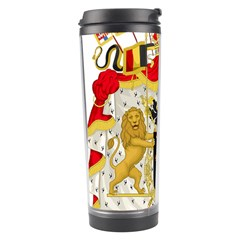 Great Coat Of Arms Of Belgium Travel Tumbler by abbeyz71