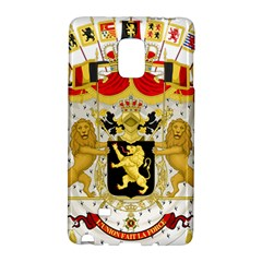 Great Coat Of Arms Of Belgium Galaxy Note Edge