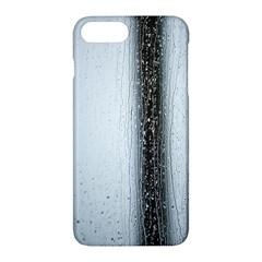 Rain Raindrop Drop Of Water Drip Apple iPhone 7 Plus Hardshell Case by Amaryn4rt