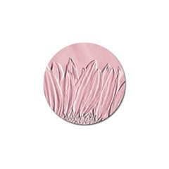 Shabby Chic Vintage Background Golf Ball Marker