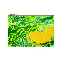 Zitro Abstract Sour Texture Food Cosmetic Bag (large)