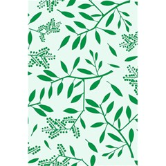 Leaves Foliage Green Wallpaper 5 5  X 8 5  Notebooks by Amaryn4rt
