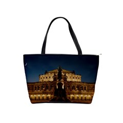 Dresden Semper Opera House Shoulder Handbags by Amaryn4rt