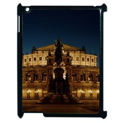 Dresden Semper Opera House Apple Ipad 2 Case (black) by Amaryn4rt