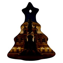 Dresden Semper Opera House Ornament (christmas Tree) by Amaryn4rt