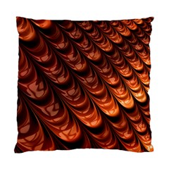 Fractal Mathematics Frax Standard Cushion Case (one Side) by Amaryn4rt