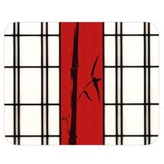 Shoji   Bamboo Double Sided Flano Blanket (medium)