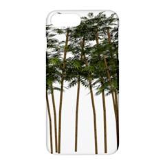 Bamboo Plant Wellness Digital Art Apple Iphone 7 Plus Hardshell Case