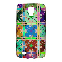 Abstract Pattern Background Design Galaxy S4 Active by Amaryn4rt