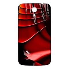 Fractal Mathematics Abstract Samsung Galaxy Mega I9200 Hardshell Back Case by Amaryn4rt