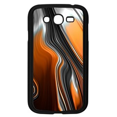 Fractal Structure Mathematics Samsung Galaxy Grand Duos I9082 Case (black) by Amaryn4rt