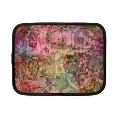 Texture Background Spring Colorful Netbook Case (small)  by Amaryn4rt