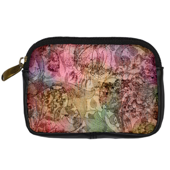 Texture Background Spring Colorful Digital Camera Cases