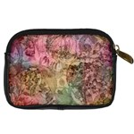 Texture Background Spring Colorful Digital Camera Cases Back
