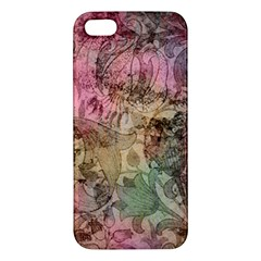 Texture Background Spring Colorful Iphone 5s/ Se Premium Hardshell Case by Amaryn4rt
