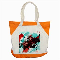 Wallpaper Background Watercolors Accent Tote Bag by Amaryn4rt