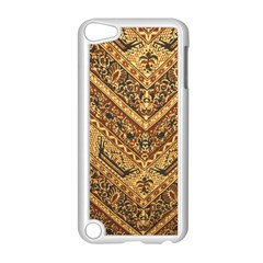 Batik Pekalongan Apple Ipod Touch 5 Case (white) by AnjaniArt