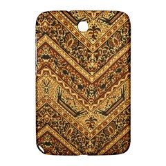 Batik Pekalongan Samsung Galaxy Note 8 0 N5100 Hardshell Case  by AnjaniArt