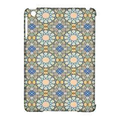 Arabesque Flower Star Apple Ipad Mini Hardshell Case (compatible With Smart Cover) by AnjaniArt