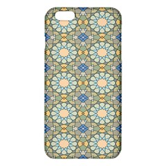 Arabesque Flower Star Iphone 6 Plus/6s Plus Tpu Case by AnjaniArt
