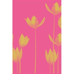 Flower Yellow Pink 5 5  X 8 5  Notebooks by AnjaniArt