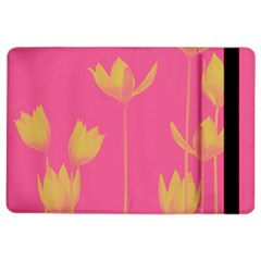 Flower Yellow Pink Ipad Air 2 Flip by AnjaniArt