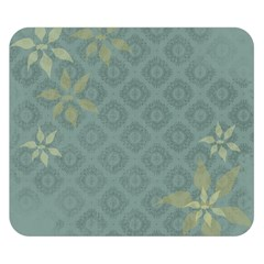 Shadow Flower Double Sided Flano Blanket (small)  by AnjaniArt