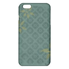 Shadow Flower Iphone 6 Plus/6s Plus Tpu Case by AnjaniArt
