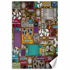 Rol The Film Strip Canvas 20  X 30   by AnjaniArt