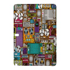 Rol The Film Strip Samsung Galaxy Tab Pro 10 1 Hardshell Case by AnjaniArt