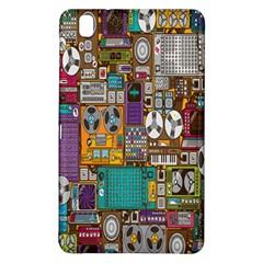 Rol The Film Strip Samsung Galaxy Tab Pro 8 4 Hardshell Case by AnjaniArt