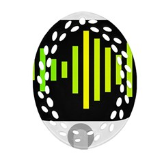 Audiobus Ornament (oval Filigree)  by Jojostore
