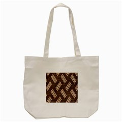 Batik Cap Truntum Kombinasi Tote Bag (cream) by Jojostore