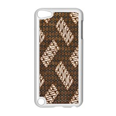 Batik Cap Truntum Kombinasi Apple Ipod Touch 5 Case (white) by Jojostore