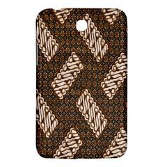 Batik Cap Truntum Kombinasi Samsung Galaxy Tab 3 (7 ) P3200 Hardshell Case  by Jojostore