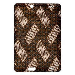 Batik Cap Truntum Kombinasi Amazon Kindle Fire Hd (2013) Hardshell Case by Jojostore