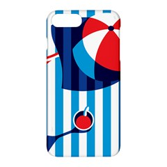 Blue Sea Apple Iphone 7 Plus Hardshell Case by Jojostore