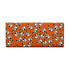 Cat Hat Orange Cosmetic Storage Cases by Jojostore