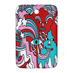 Face Mask Sinister Samsung Galaxy Note 8 0 N5100 Hardshell Case  by Jojostore