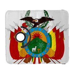 Coat Of Arms Of Bolivia  Galaxy S3 (flip/folio) by abbeyz71