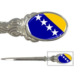 Coat Of Arms Of Bosnia And Herzegovina Letter Openers by abbeyz71