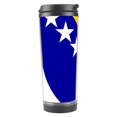 Coat Of Arms Of Bosnia And Herzegovina Travel Tumbler by abbeyz71