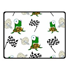Speed Fleece Blanket (small) by Valentinaart