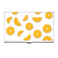 Oranges Business Card Holders by Valentinaart